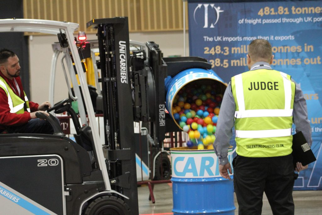 Logistics BusinessForklift Operator of the Year Goes Virtual