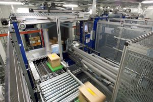 Logistics BusinessWitron to Build Third DC for Metro in Canada