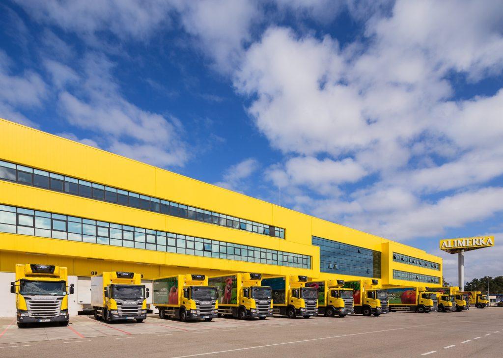 Logistics BusinessSpanish Supermarket Chain Automates Fresh Produce Distribution with Cimcorp