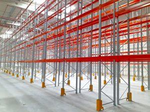 Logistics BusinessRacking Solutions Partner