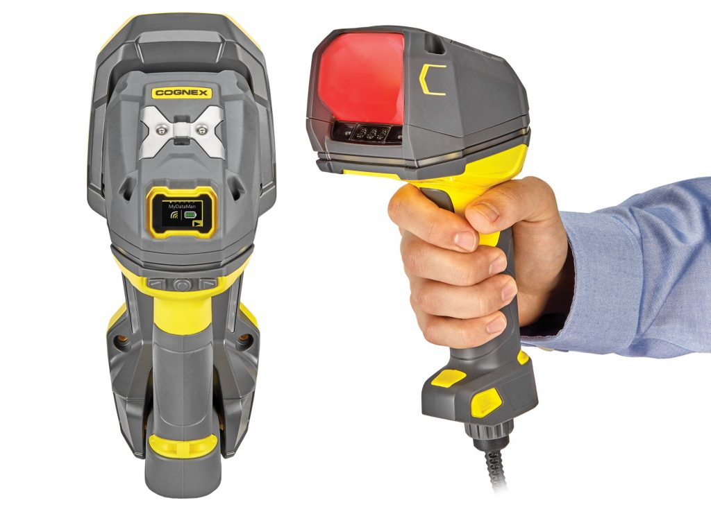 Logistics BusinessNext Generation of High-Performance Handheld Barcode Readers