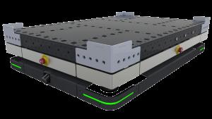 Logistics BusinessFlexQube Partners with BlueBotics for Autonomous Navigation, Fleet Management