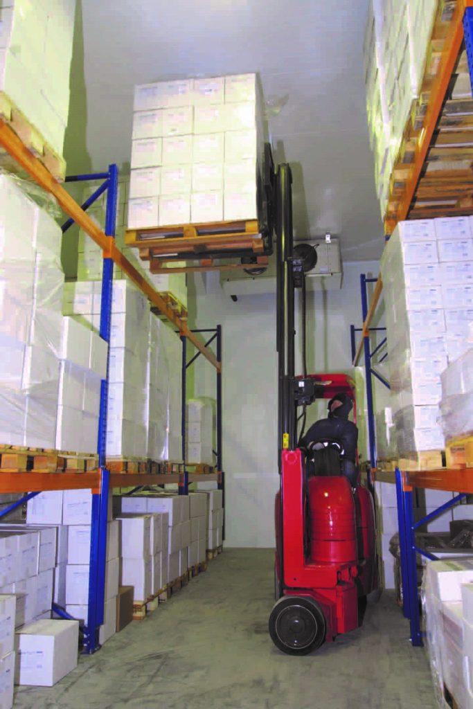 Logistics BusinessLithium-ion Powered Trucks Deliver Efficiency Gains