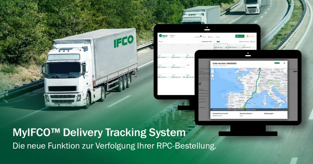 Logistics BusinessDelivery Tracking System for Real-time Transportation