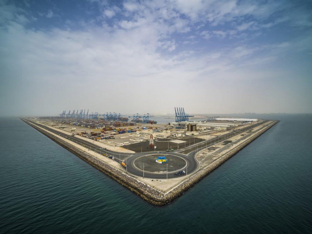 Logistics BusinessExpansion of  Khalifa Port is on Track