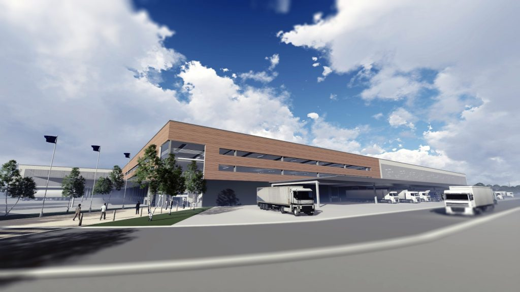 """Logistics BusinessNew Midlands Logistics Operations Centre """"To Deliver Local and Global Benefits"""""""