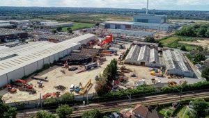 Logistics BusinessLogistics Park Developer Acquires London Land