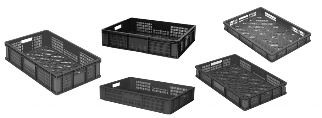 Logistics BusinessExporta Launches New Range of Recycled Eurocrates