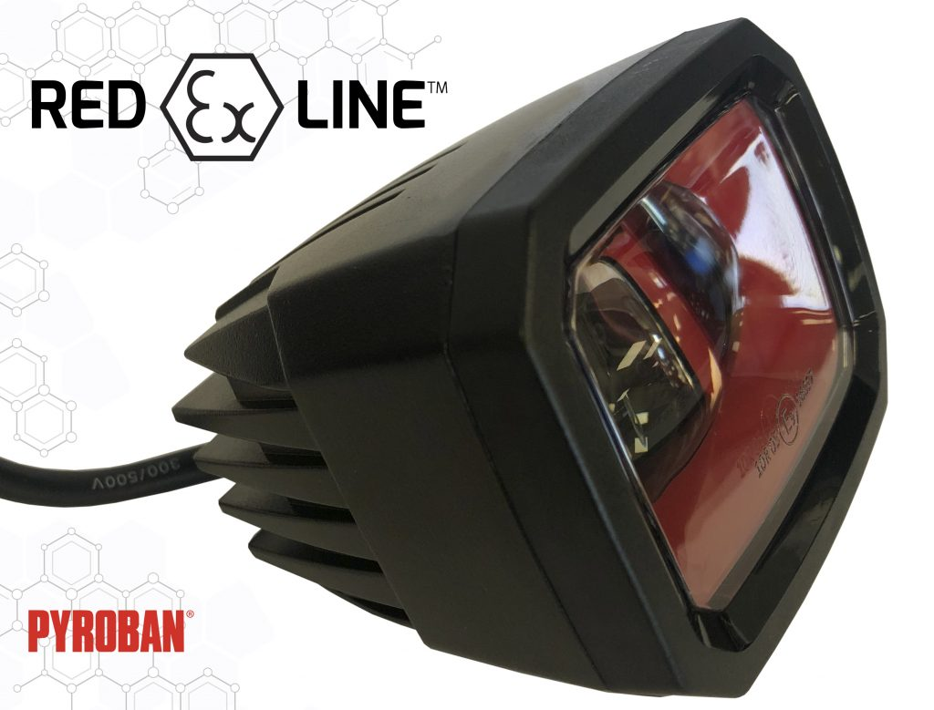 Logistics BusinessNew Red Safety Light for Forklifts