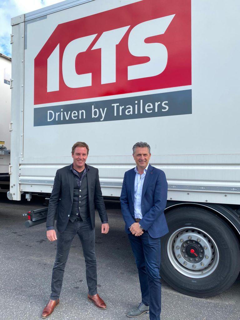 Logistics BusinessTrailer Group has new Hire