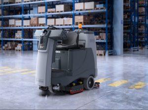 Logistics BusinessLargest Autonomous ride-on Cleaning Machine