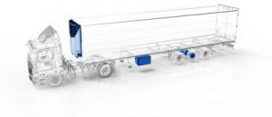 Logistics BusinessFirst Autonomous Electric Refrigeration System