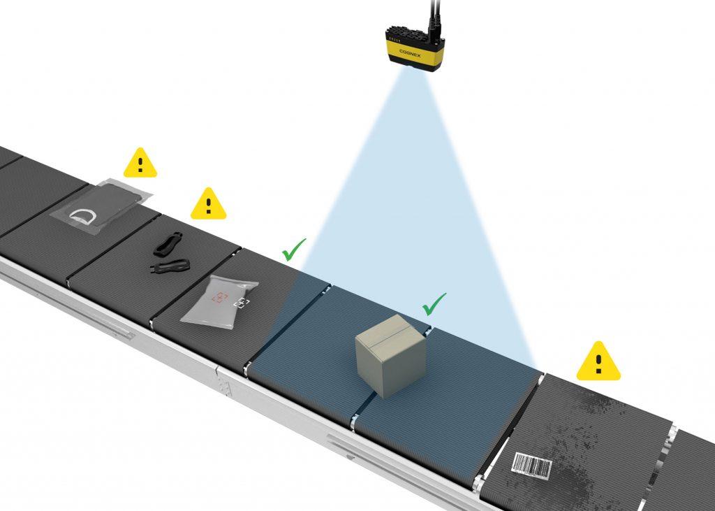 Logistics BusinessNew Item Detection System Camera