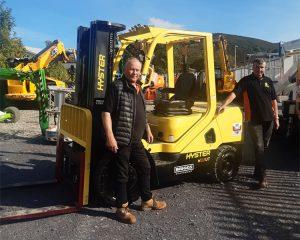 Logistics BusinessBriggs Equipment acquires Gwynedd Forklifts