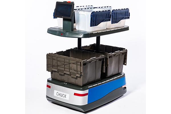 Logistics BusinessSocially Distanced Robotics