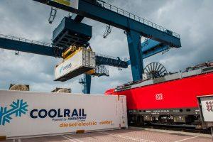 Logistics BusinessFresh Produce Rail Route Expands its Network