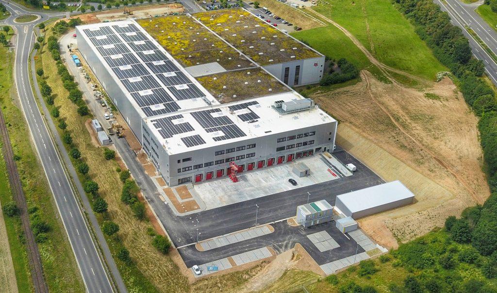Logistics BusinessGerman Electronics Company will automate its Storage Facility