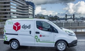 Logistics BusinessGreen delivery to 25 UK towns and cities by 2025