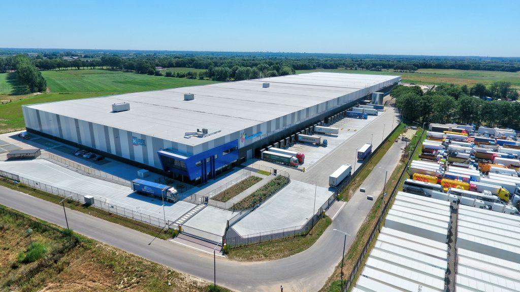 Logistics BusinessDutch Logistics Scheme Sells for 65m Euro