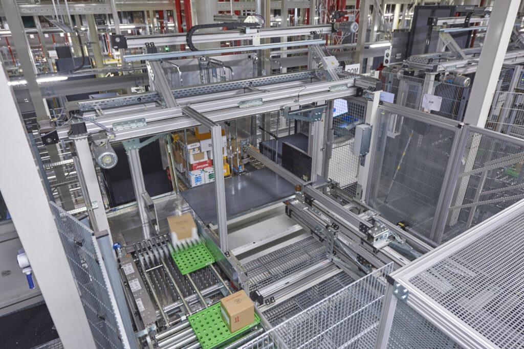 Logistics BusinessAutomation Hardware vs Software