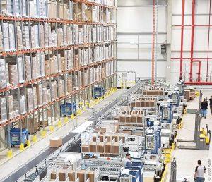 Logistics BusinessCentralized Operations help German Retailer