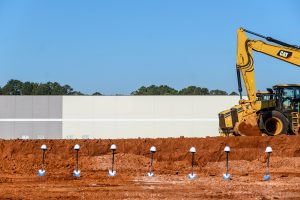 Logistics BusinessState-of-the-art Robotic Distribution Warehouse in Alabama