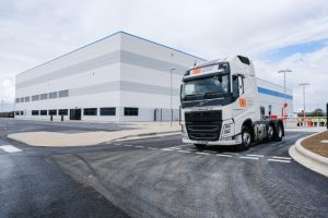 Logistics BusinessBanana Ripening Facility Completed at London Gateway