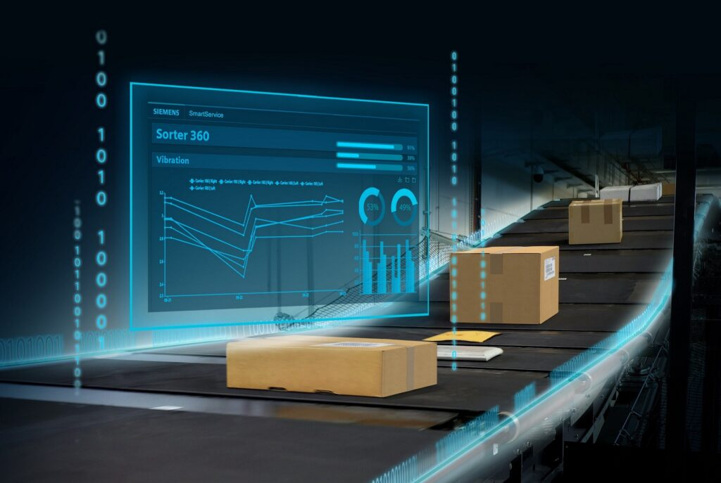 Logistics BusinessSmart Sensors and Cloud Technologies