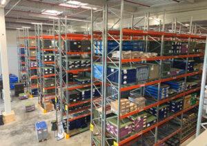 Logistics BusinessStorage Solution for Seifert's new Logistics Centre