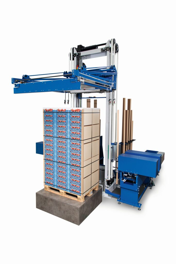 Logistics BusinessVertical Edge Protection for Bundled Products