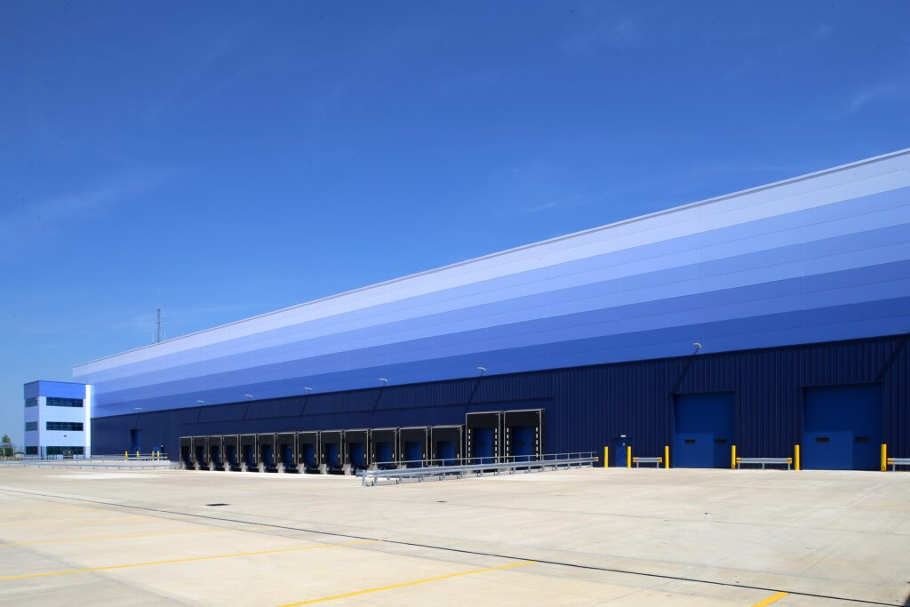Logistics BusinessNew 155,000sq.ft Warehouse Lease at G-Park
