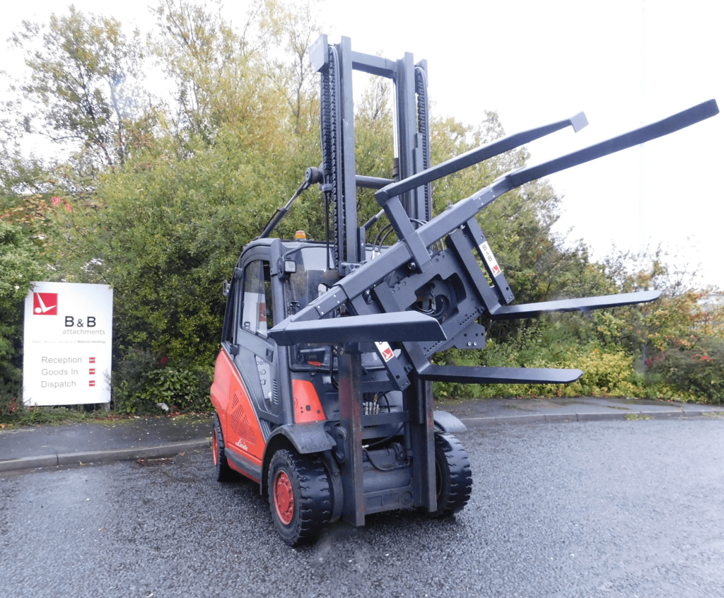 Logistics BusinessNew Addition to Turning Attachments Product Range
