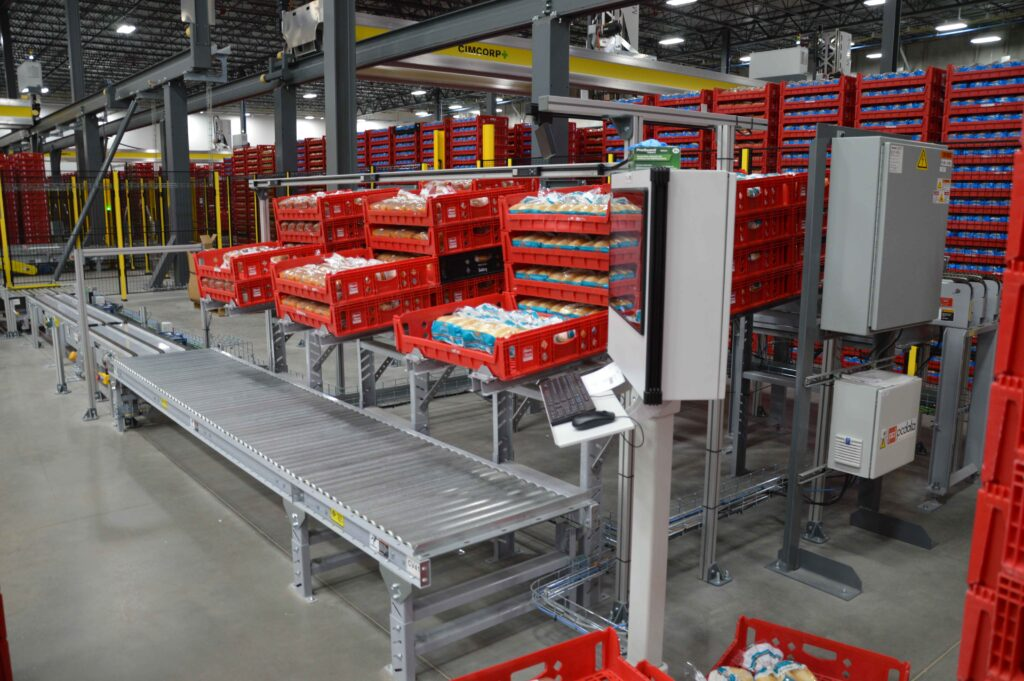 Logistics BusinessCimcorp Delivers Robotic Order Picking for US Warehouse Facility