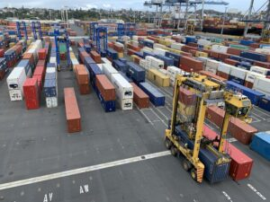 Logistics BusinessAutomation Project Goes Live at Ports of Auckland