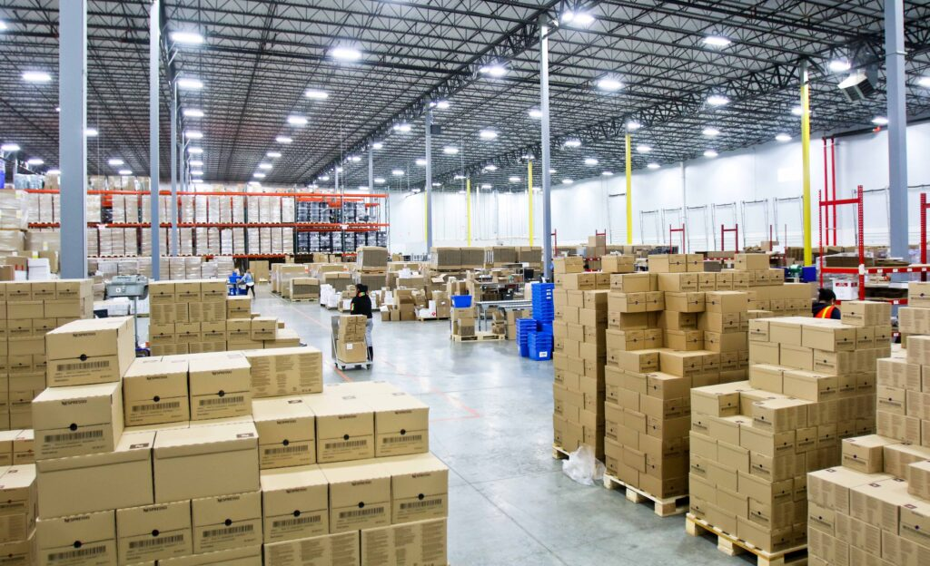 Logistics BusinessWMS Investment due to Demand during Covid-19