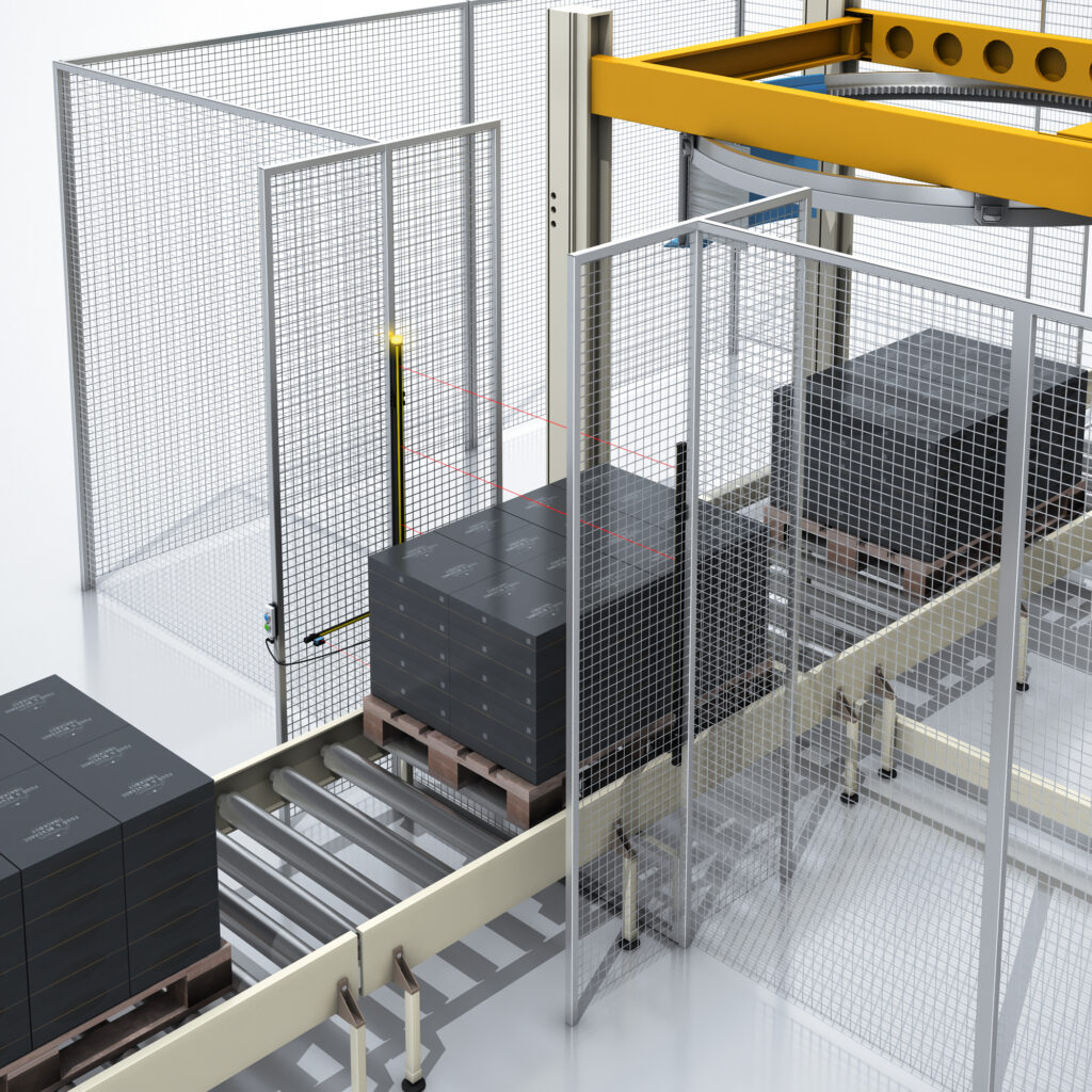 Logistics BusinessSICK Extends Light Beam System Product Portfolio