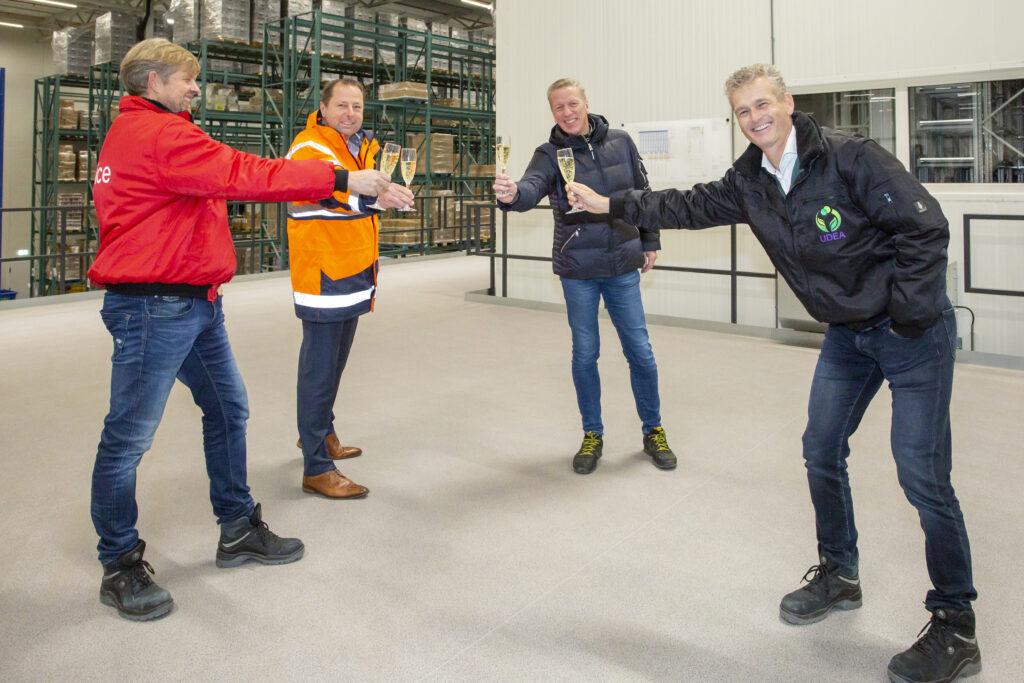 Logistics BusinessState-of-the-art Omnichannel Solution for Dutch Retailer
