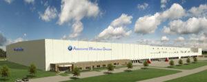Logistics BusinessNew Logistics Centre for 3100 US Stores