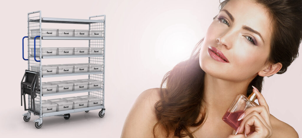 Logistics BusinessThe Beauty of a Reliable Order Picking System
