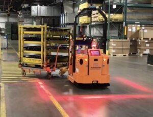 Logistics BusinessNew European Office for Mobile Robots Supplier