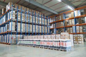 Logistics BusinessMore Inventory Reliability, More Customers