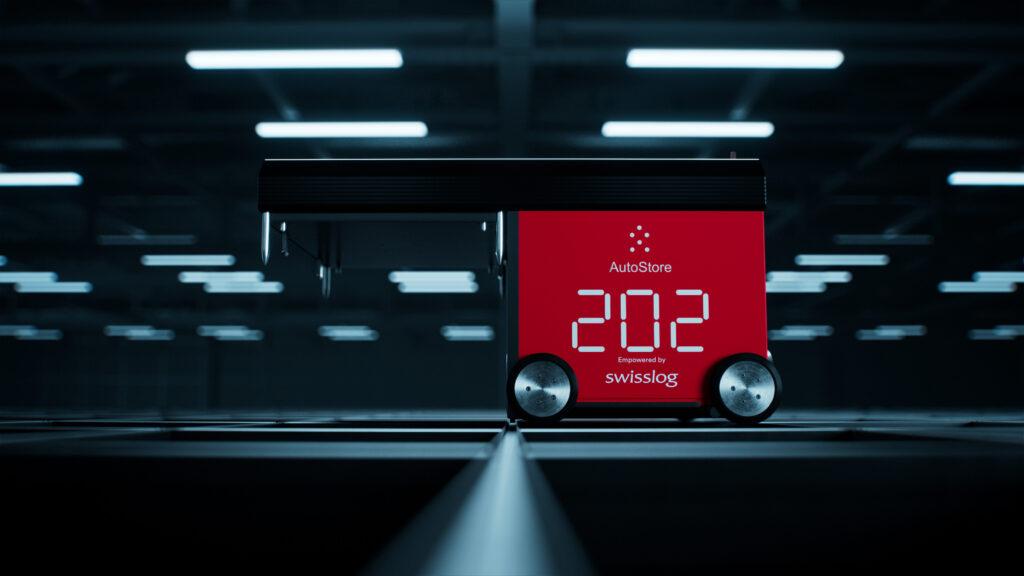 Logistics BusinessWholesaler Doubles Output with Robotic Logistics