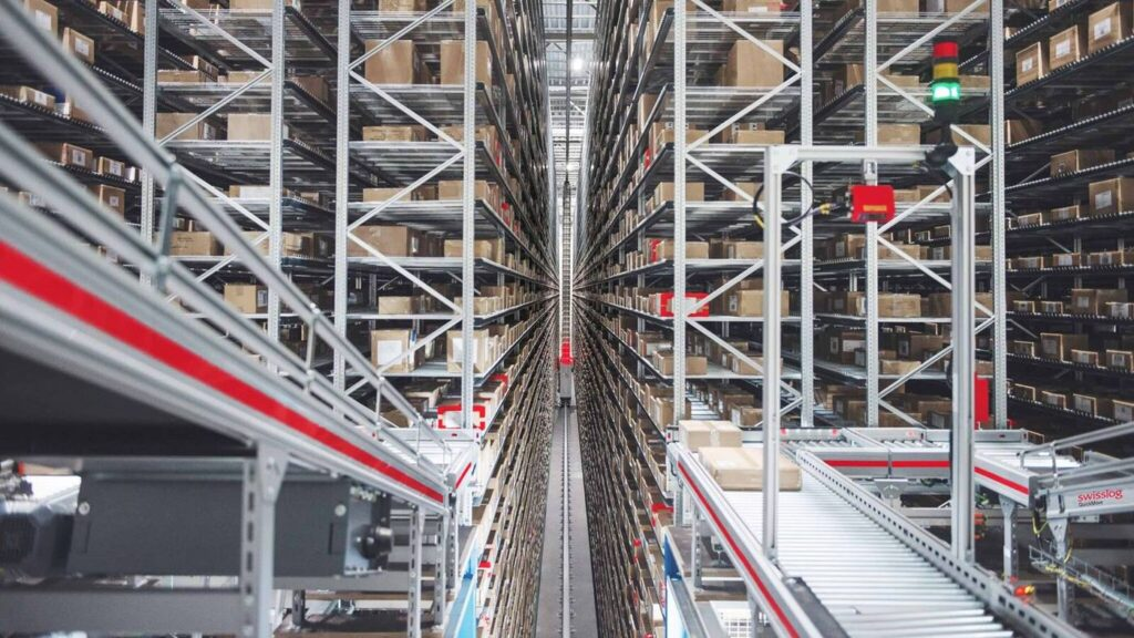 Logistics BusinessNew Automated Distribution Centre to Consolidate Supply Chain