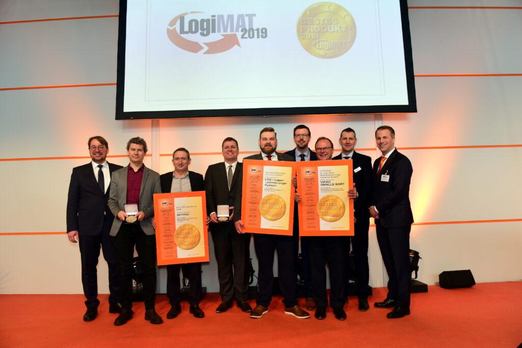Logistics BusinessLogiMAT 2021 Postponed Until Spring 2022