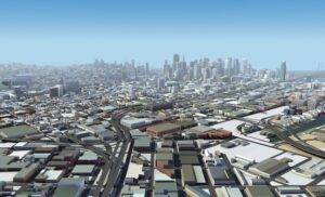 Logistics Business3D City Models for Geospatial Transportation Data