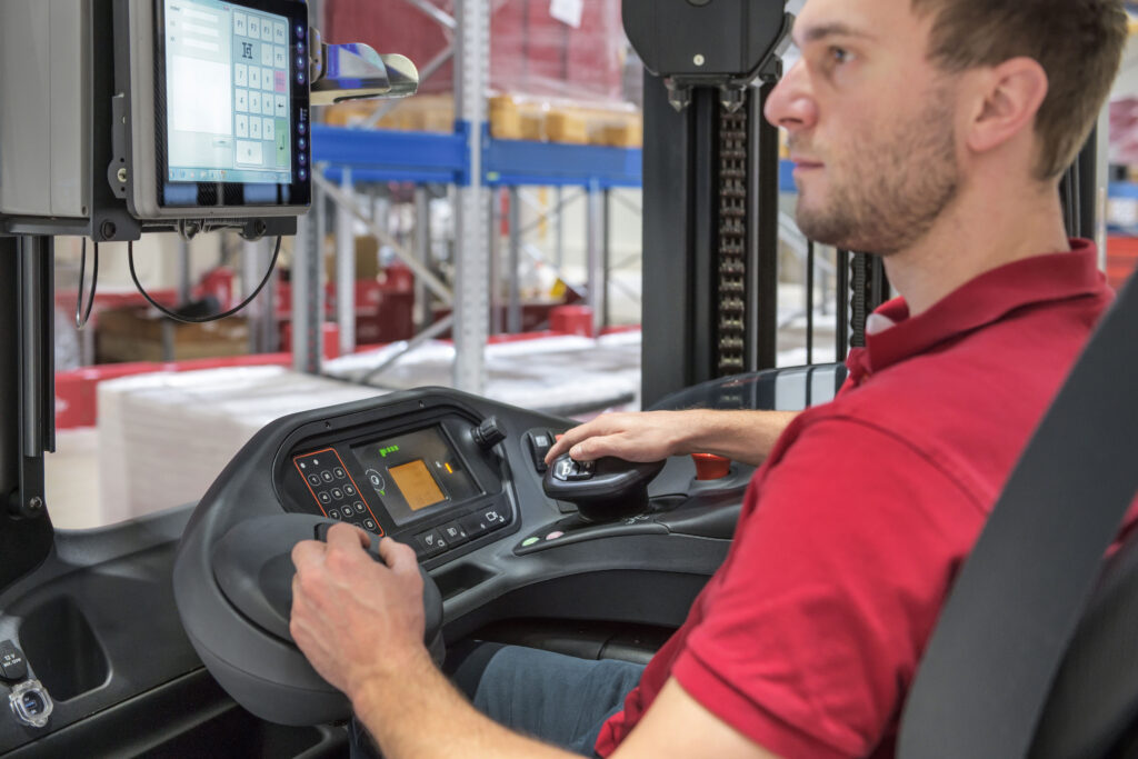 Logistics BusinessRack Protection and Mast Control Revisited