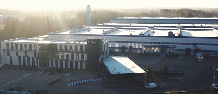 Logistics BusinessNew Warehousing Facilities in Saint Petersburg