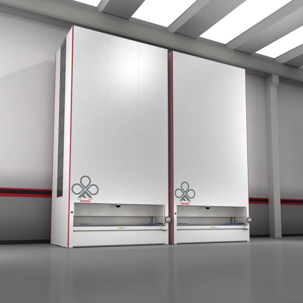 Logistics BusinessNew Automatic Vertical Lift Module