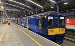 Logistics BusinessUK Railfreight Operations Acquired