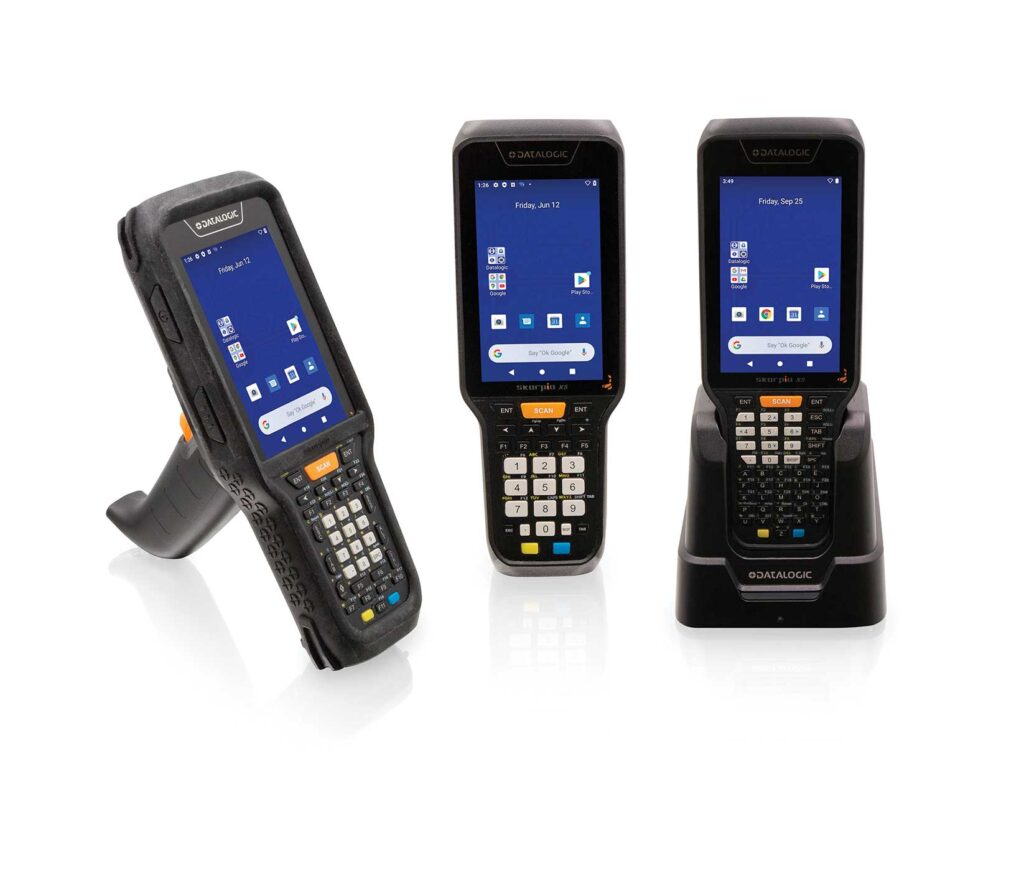 Logistics BusinessAdvanced Key-based Mobile Computer Launched